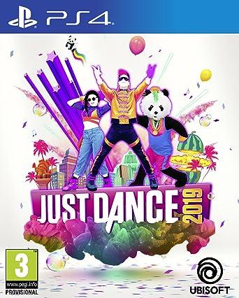 Just Dance 2019 Playstation 4 Sony Amazon Es Videojuegos