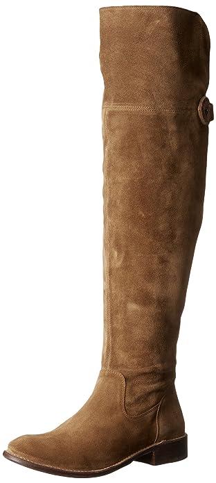 Botines Shirley Otk Suede Slouch para mujer, Cashew, 11 M US: Amazon.es: Zapatos y complementos