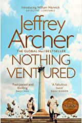 Nothing Ventured: The Sunday Times #1 Bestseller (William Warwick Novels) Kindle Edition