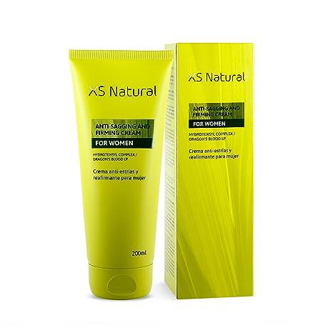XS Natural - Crema Antiestrías y Reafirmante de la Piel para mujer