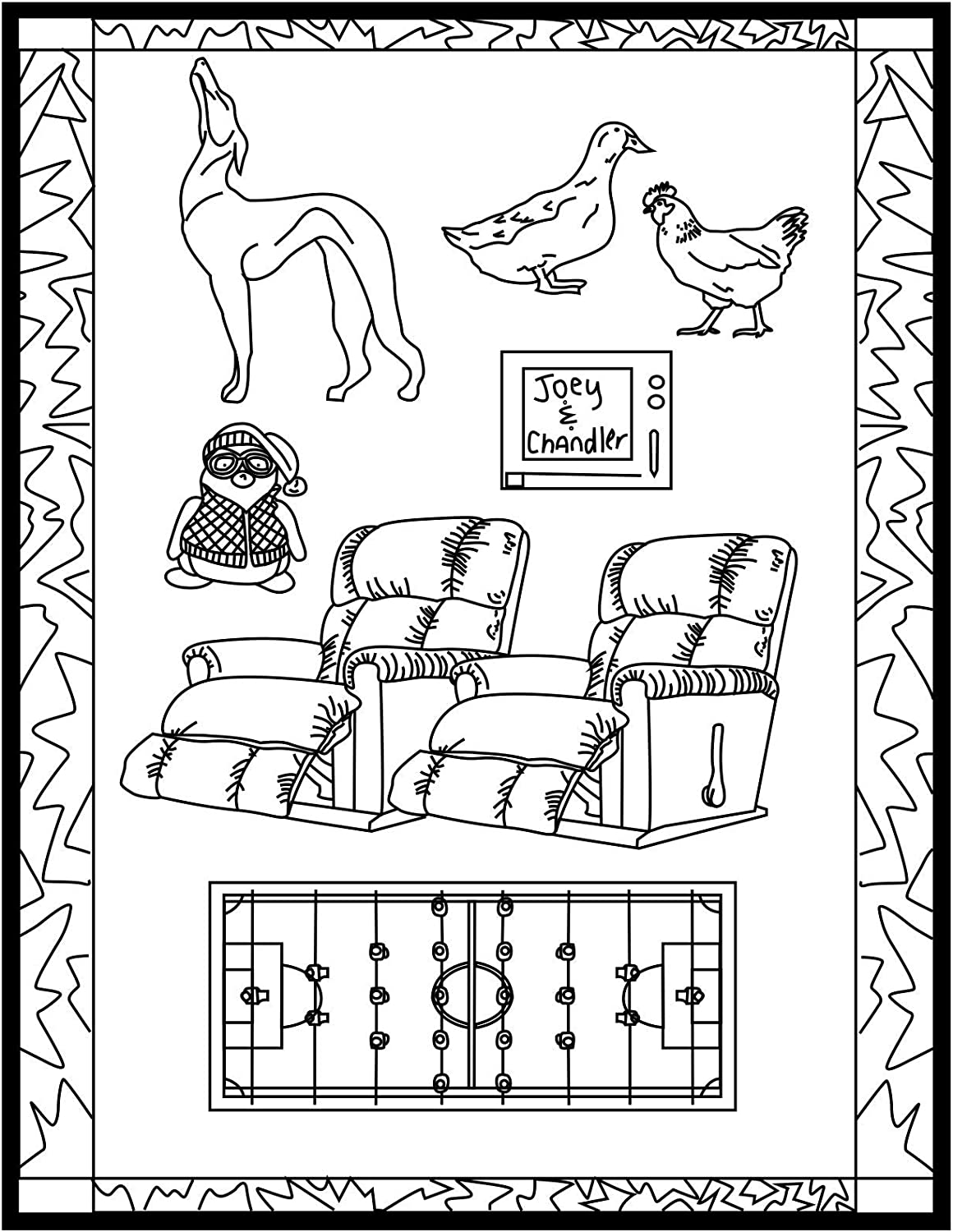 Here Are 24 Free Pet Coloring Pages to Help You Relax | Dog ... | 1500x1162