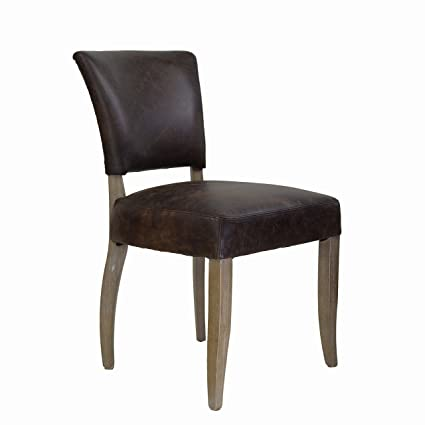 Marvelous Amazon Com Design Tree Home Adele Dining Chair In Brown Machost Co Dining Chair Design Ideas Machostcouk
