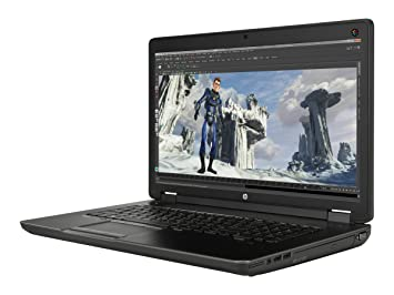 HP ZBook 17 G2 - Ordenador portátil (Estación de Trabajo móvil, Negro, Concha, 2,5 GHz, Intel Core i7-4xxx, i7-4710MQ): Amazon.es: Informática