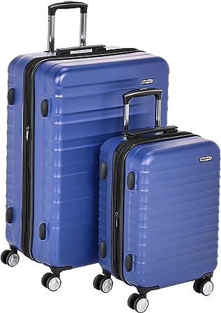 55 cm, 68 cm, 78 cm Lot de 3/valises Basics Valise de voyage /à roulettes pivotantes Noir