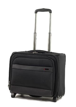 05c337f63aa1 Cellini Rigid Laptop Trolley Bag   Business Overnight Cabin Case   Amazon.co.uk  Luggage