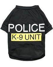 DroolingDog XL Dog Tee Shirts Pet Clothes Medium Dog Shirt, XL