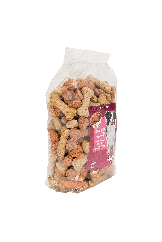 Aime Biscuits Os à La Viande pour Chien 0, 5 Kg Agrobiothers C4847