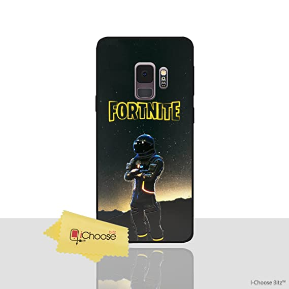 Amazon Com Galaxy S9 Fortnite Silicone Phone Case Gel Cover For