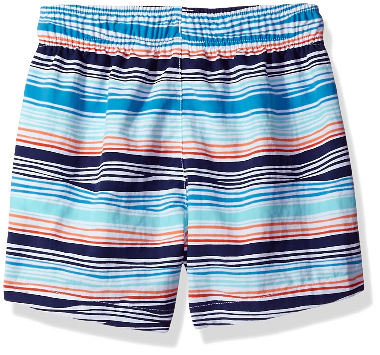e9d11afee483 Lacoste Little Boy s Irregular Stripe Swim Suit  Amazon.in  Clothing    Accessories
