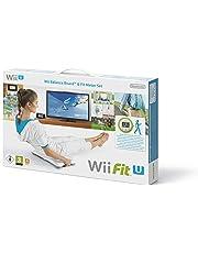 Wii Fit U + Balance Board + Fit Meter, Verde