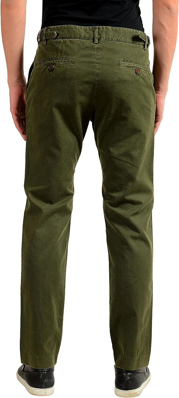 Just Cavalli Mens Khakis Casual Pants US 34 IT 50