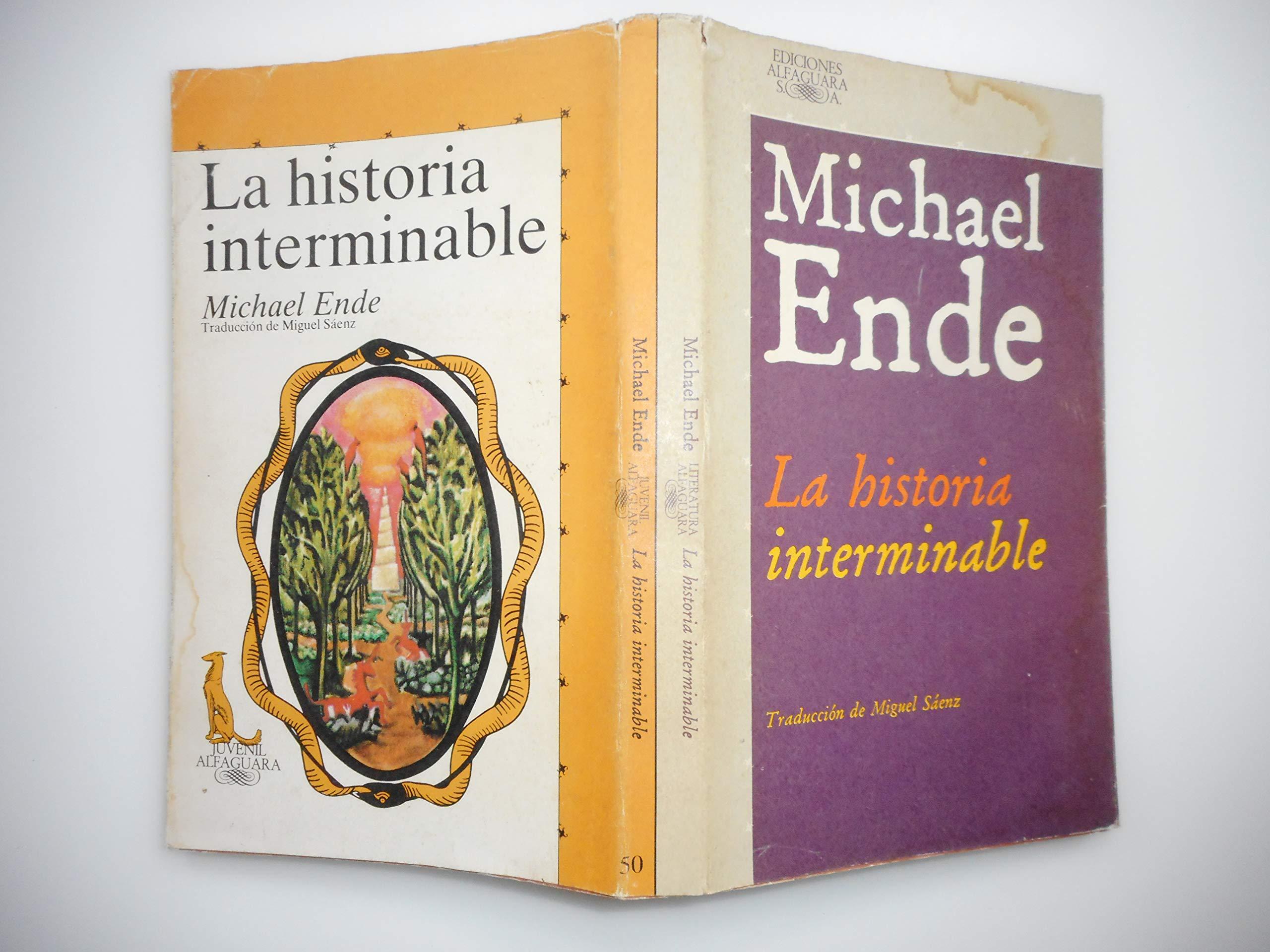 La Historia Interminable: Amazon.es: Ende: Libros en idiomas extranjeros