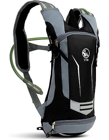 U`Be Hydration Pack Water Backpack - Kids Women Men Camelback - Hiking  Biking Running 65bf5678c