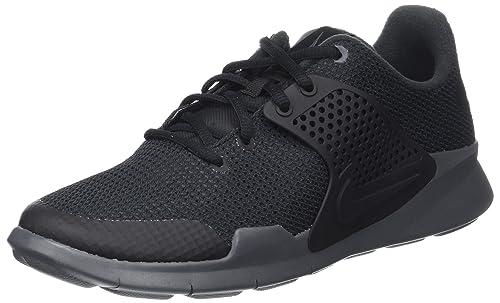 Arrowz Se, Zapatillas de Running para Hombre, Negro (Schwarz/Schwarz-Dunkel Grau), 46 EU Nike