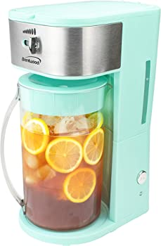 Brentwood KT-2150BL Blue Iced Tea Maker