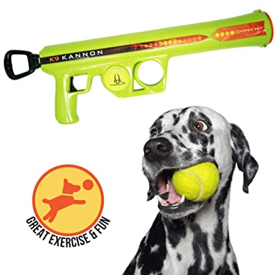 Hyper Pet K9 Kannon K2 Ball Launcher Interactive Dog Toys