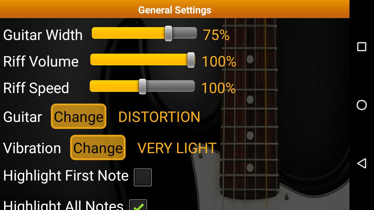 Guitar Riff Free: Amazon.es: Appstore para Android