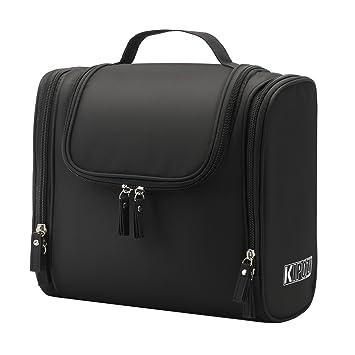 Amazon.com   KIPOZI Hanging Toiletry Bag for Women or Men Travel  Accessories 635e3d7480556