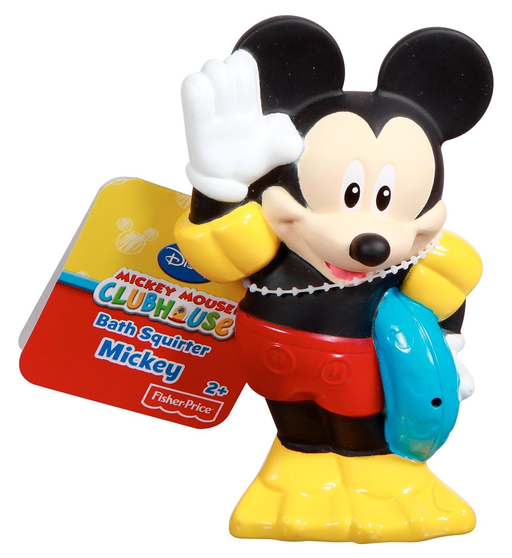 Amazon.com: Fisher-Price Disney Mickey Mouse Clubhouse, Bath ...