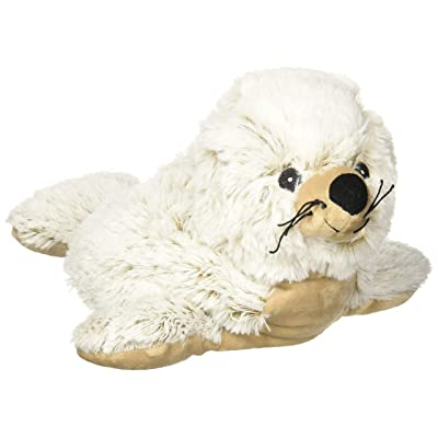 Intelex Warmies® Microwavable French Lavender Scented Plush Seal: Health & Personal Care