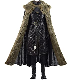 Snow Got Jon Game Of Night's Cosplay Watch Thrones Outfit BrxQeWdCo