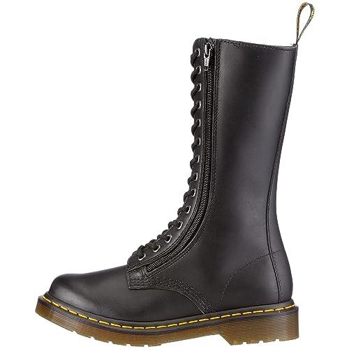 2b19394f7304ff Dr Martens 9733 W Illusion, Boots femme - Noir (Black Illusion), 43 EU (9  UK): Amazon.fr: Chaussures et Sacs