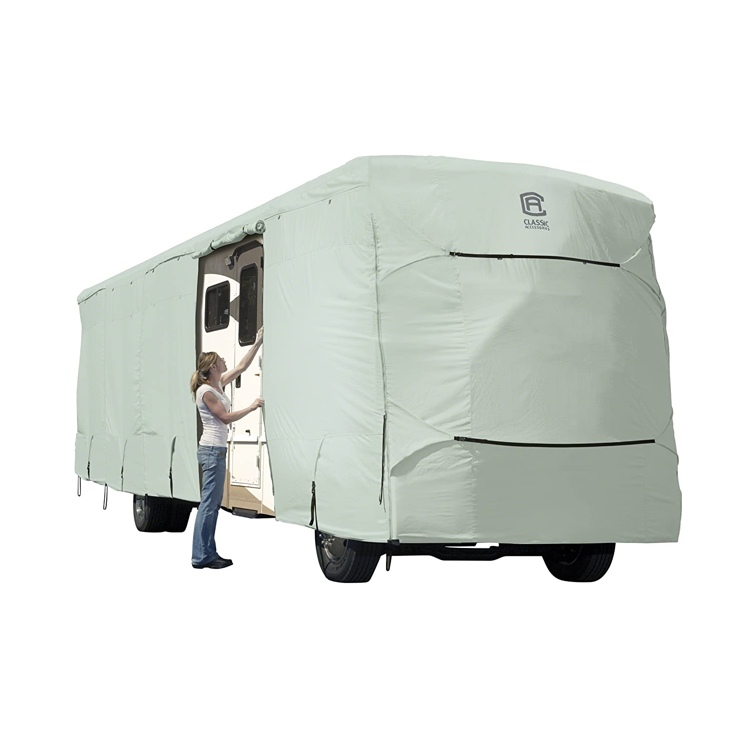 Classic Accessories OverDrive PermaPro Heavy Duty Cover for 20 to 24 Class A RVs