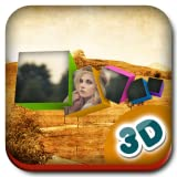 3D Old Photo Frames