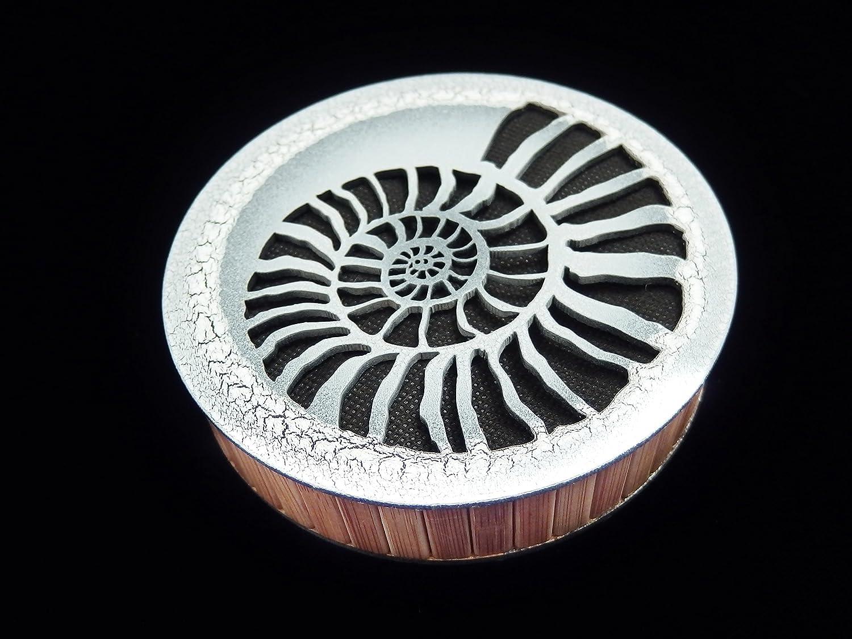 Sound of the stream 120 mm / Strumok (Ammonite) Great sound New Percussion Rainstick Shamanicshop