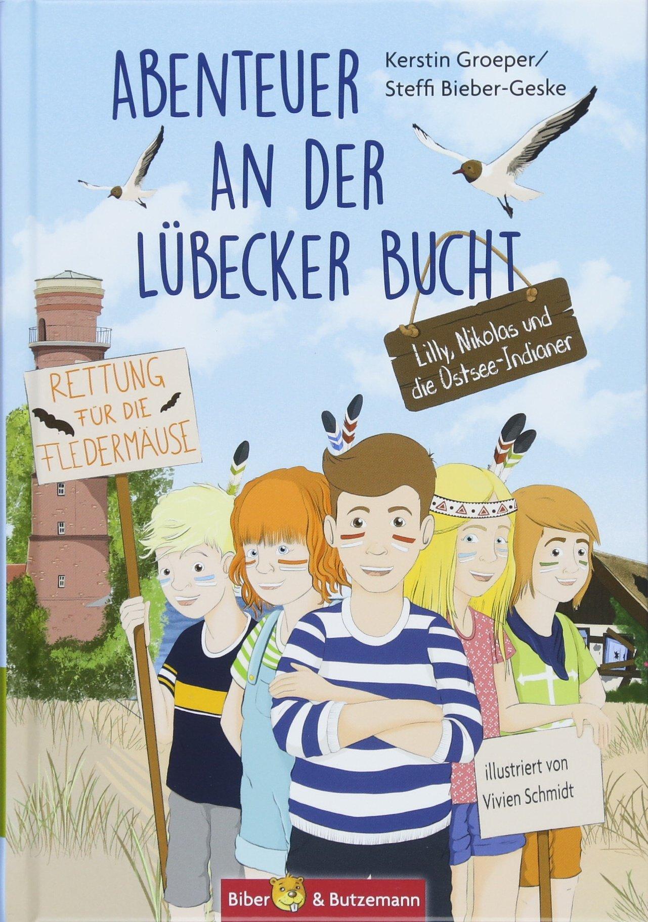 Abenteuer an der Lübecker Bucht - Lilly, Nikolas und die Ostseedindianer (Lilly und Nikolas)