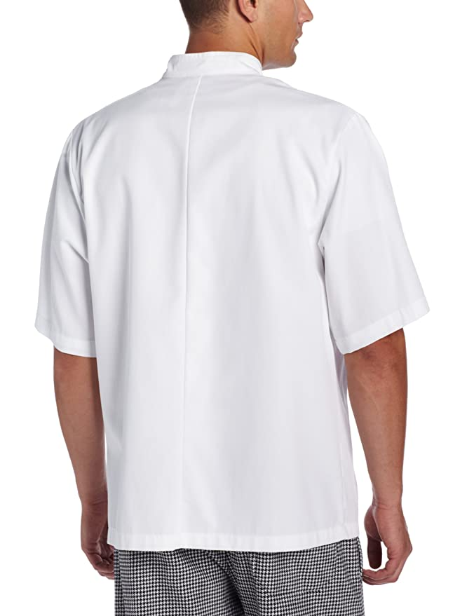 Amazon.com: Dickies Donatello - Chaqueta de chef para hombre ...