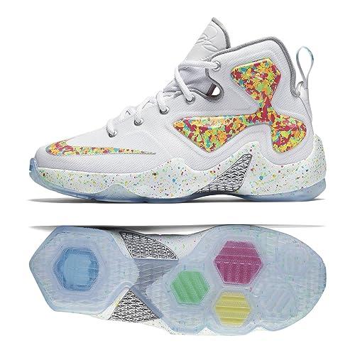 1e1e9a01804 ... wholesale nike lebron xiii 13 gs fruity pebbles 846222 100 white kids  shoes 3b76d 5d305