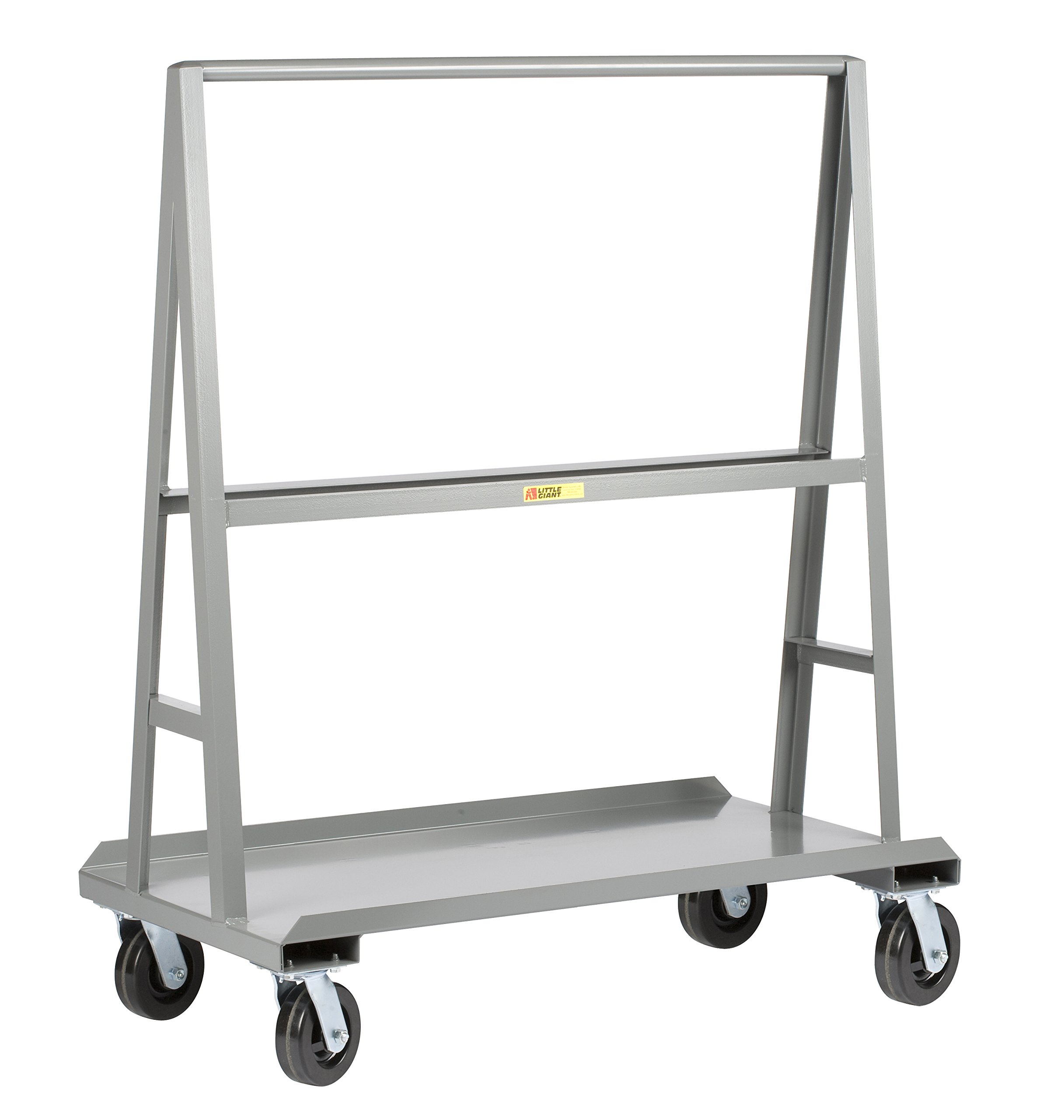 Little Giant AF-3672 ''A'' Frame Sheet and Panel Truck, 36'' x 72'', Gray