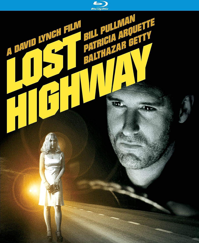 Amazon Com Lost Highway Blu Ray Bill Pullman Patricia Arquette Robert Blake Movies Tv