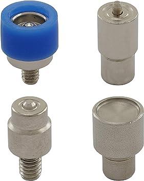 Matriz para botones de presión resorte anular 15 mm, herramienta ...