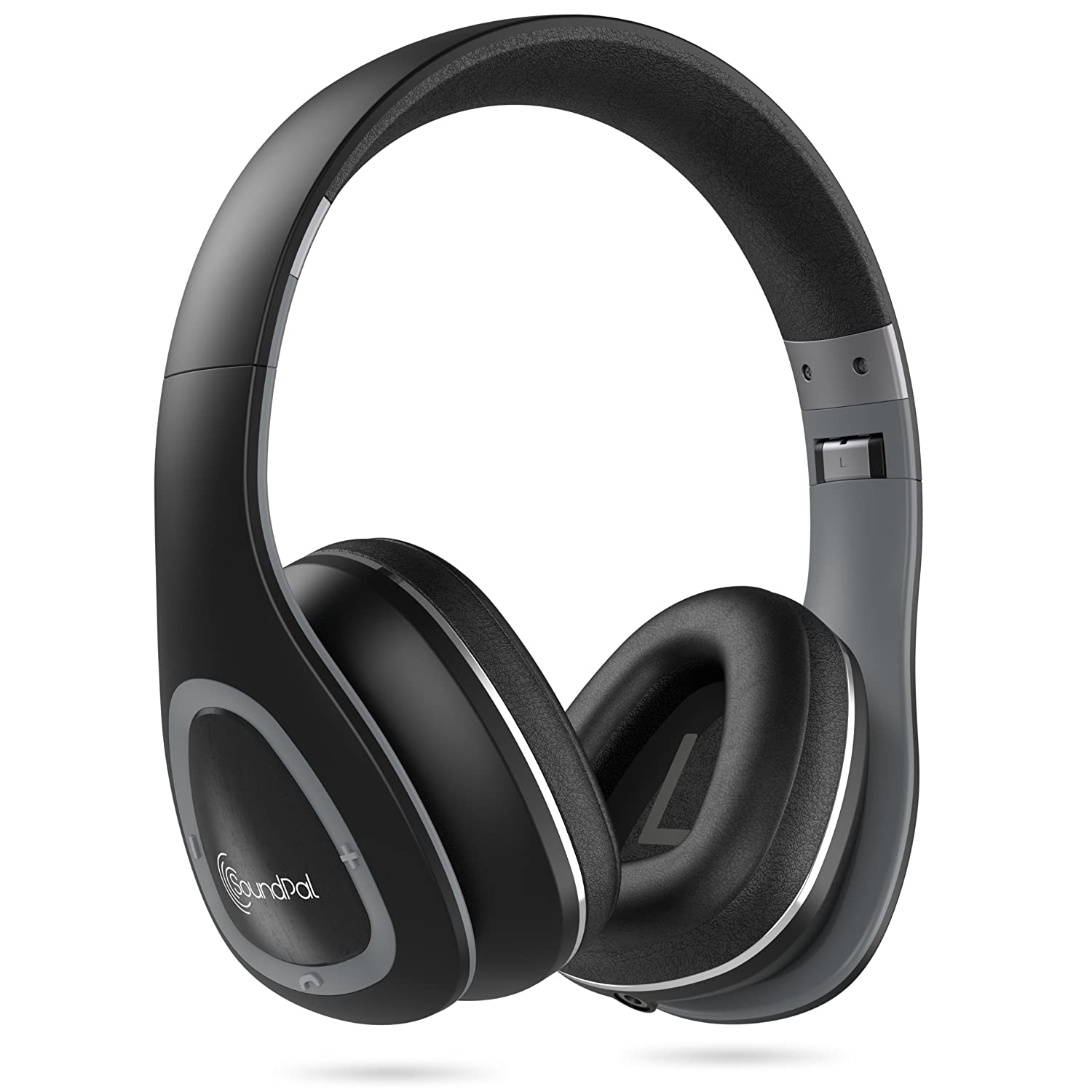 SoundPal SonoBass Wireless Over-Ear Headphones PS4 Xbox Compatible