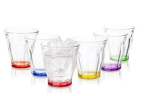 tivoli bicchieri  Tivoli Bicchieri Havana / Set da 6 / 250 ml / Bicchieri per Acqua ...