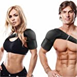 Shoulder Brace for Torn Rotator Cuff, AC Joint Pain Relief, Tendonitis,