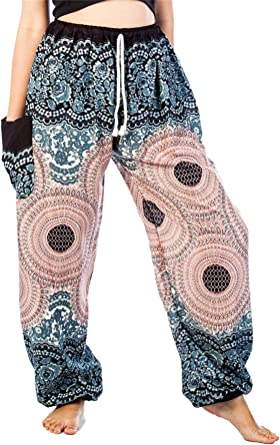 Details about  /Go with the Flow Boho Pants