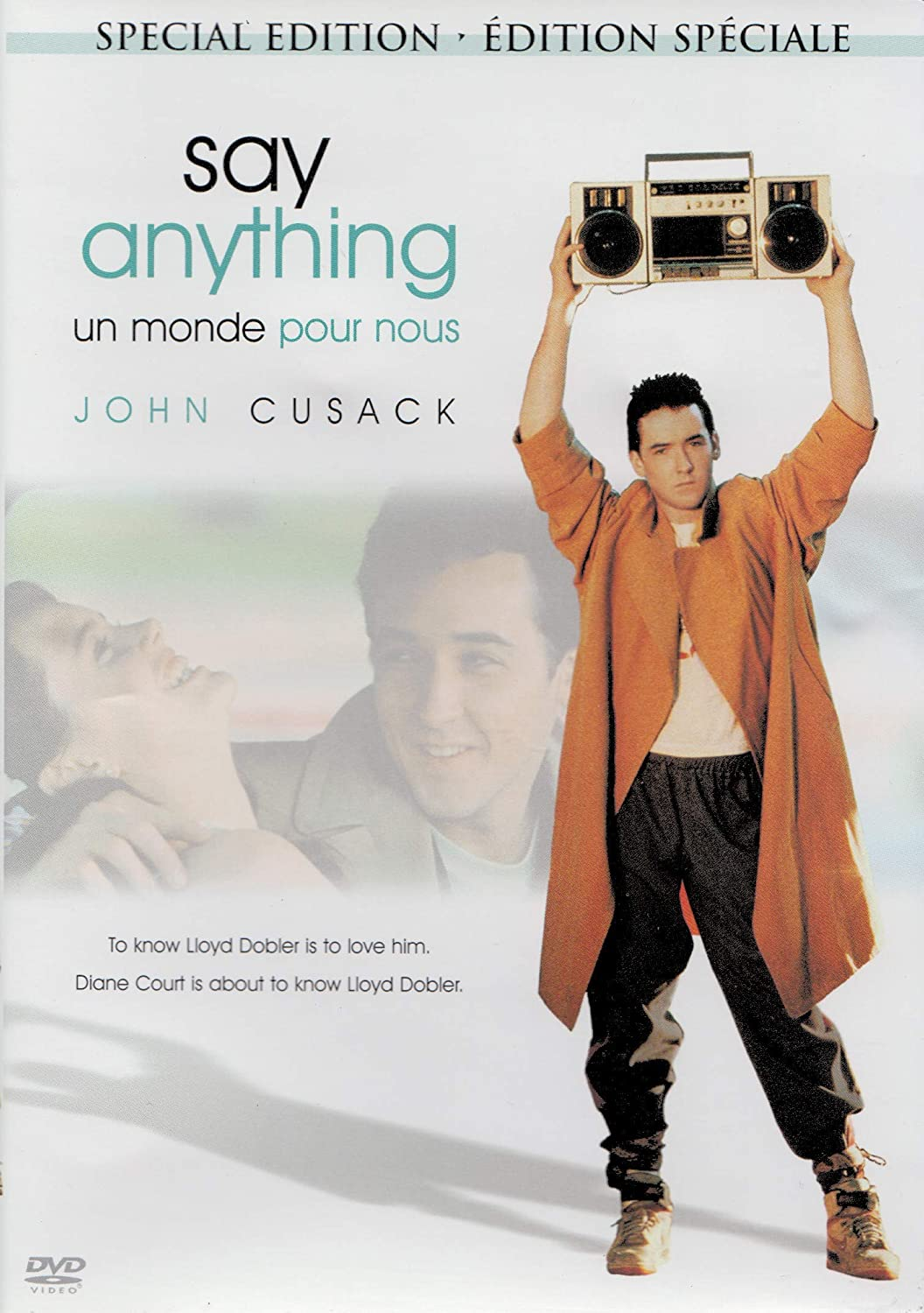 Amazon.com: Say Anything (Special Edition): John Cusack: Movies & TV