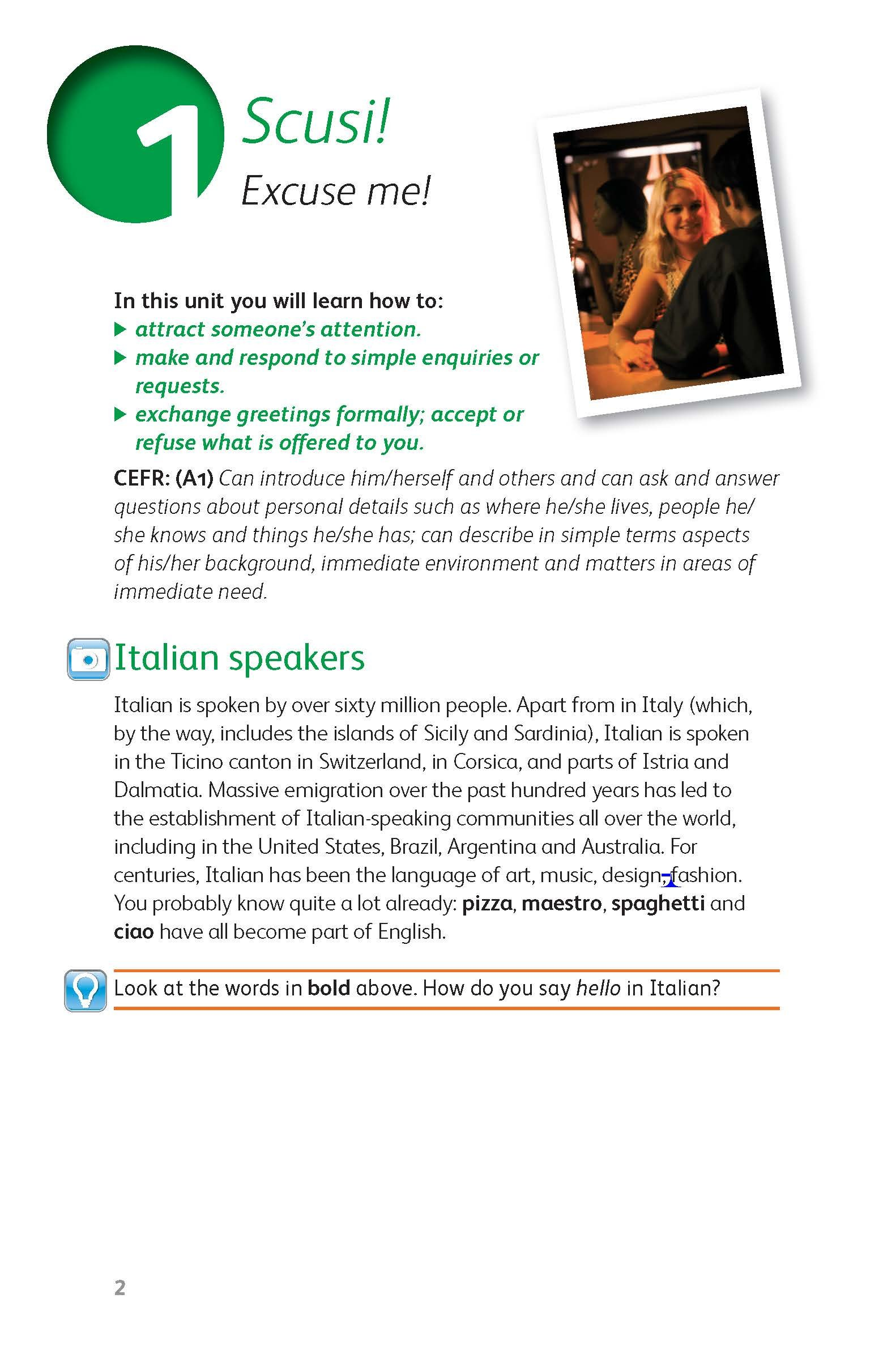Complete Italian Beginner to Intermediate Course: Learn to read, write,  speak and understand a new language (Teach Yourself): Lydia Vellacio, ...
