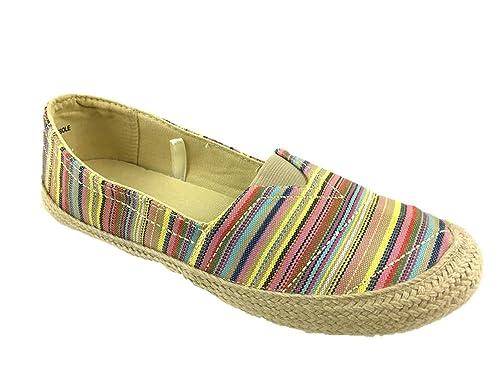 Mootsies Tootsies Frita - Alpargatas de Material Sintético Chica Mujer: Amazon.es: Zapatos y complementos