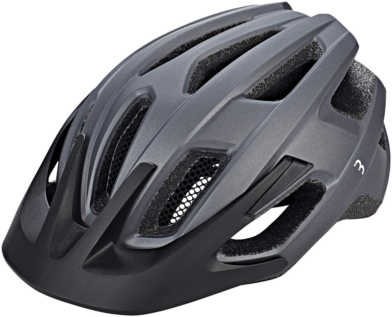 BBB Kite BHE-29 Helmet matt grau 2019 Fahrradhelm