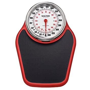 Amazon Salter 200 Academy Professional Mechanical Scale Red
