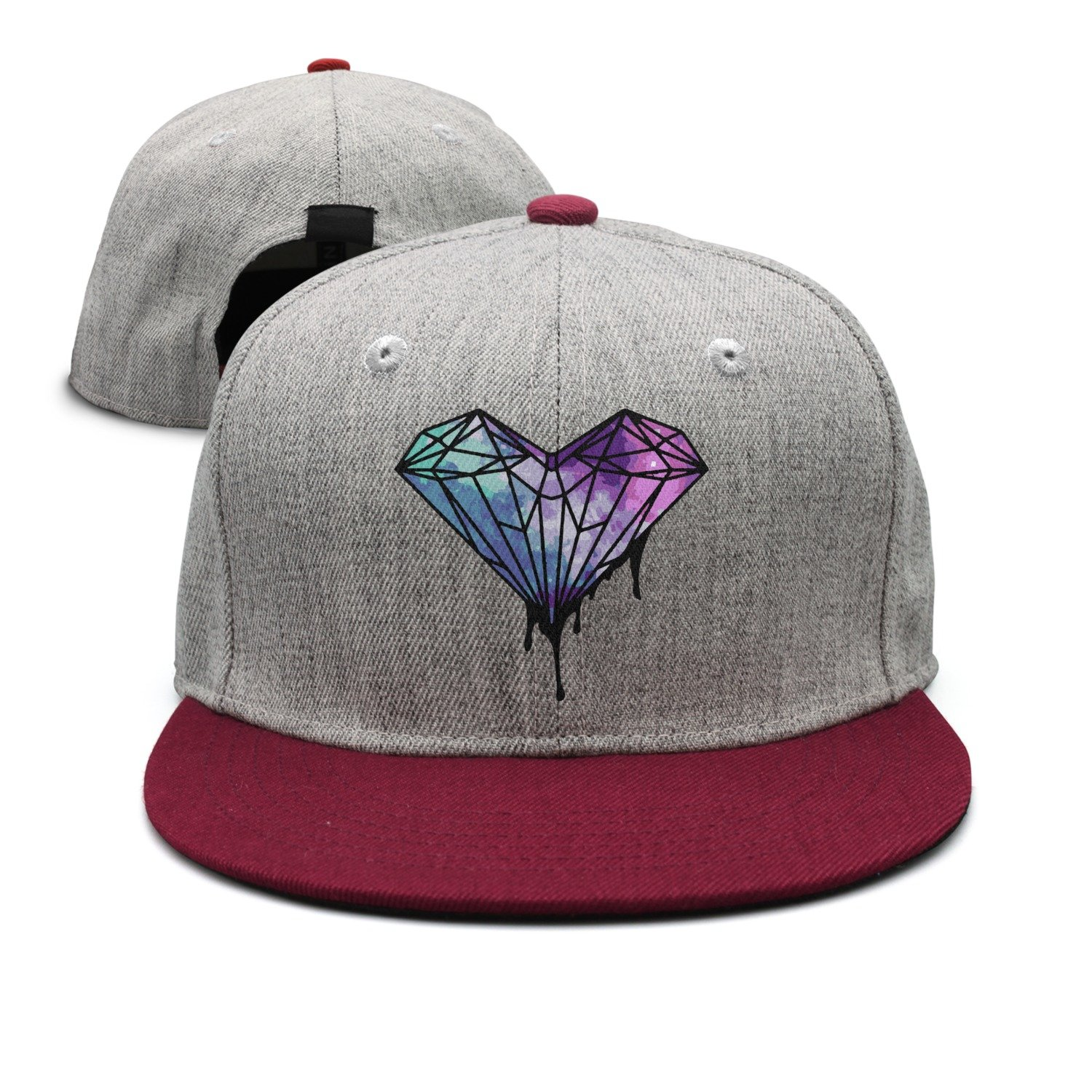 Galaxy Diamond Baseball Caps Snapback Trucker Hats Snapbacks