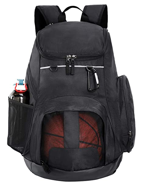 59909f72d043 Amazon.com   MIER Large Sports Backpack w Pocket for Swim
