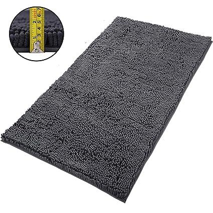 Amazon Com Kmat Bathroom Rug Bath Mat 47 X 28 Extra Soft And