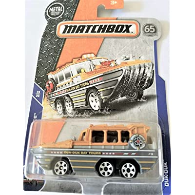 Matchbox 2020 MBX Service 19/20: Duk-Duk: Toys & Games