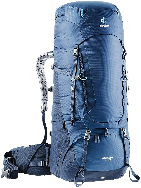Deuter Aircontact 65 10 Backpacking Pack