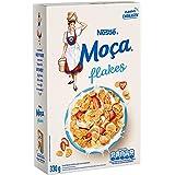 Cereal Matinal, Flakes, Moça, 330g